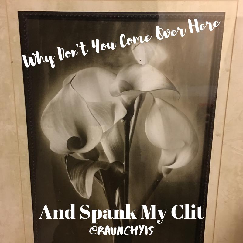 spank my clit lily erotic meme