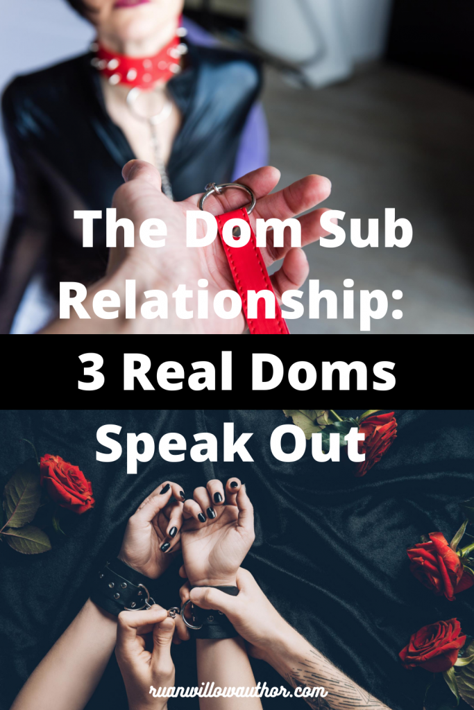 The Dom Sub Relationship_ 3 Real Doms Speak Out