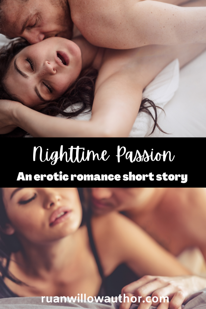 Nighttime Passion sleepfucking an erotic romance short story