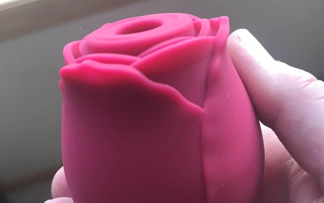 Rose Vibrator Clit Sucker Toy Review