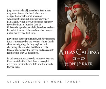 Hope Parker Atlas Calling