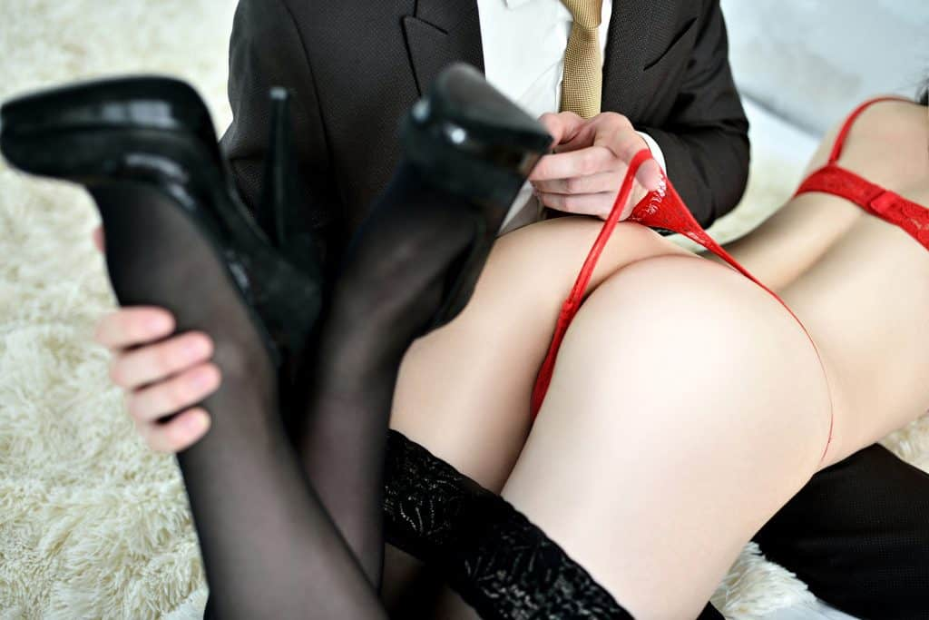 How to introduce your partner to your kinky sexual fantasies such as spanking