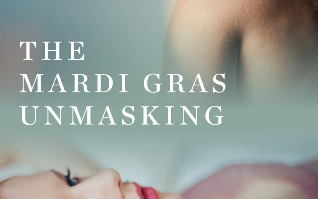 Erotica Novella The Mardi Gras Unmasking by Ruan Willow